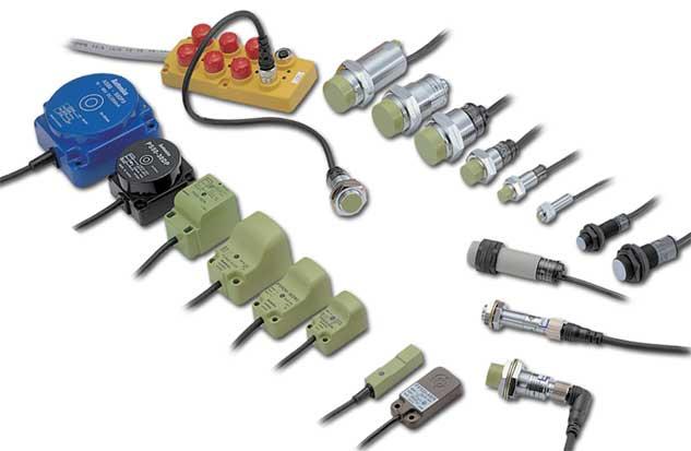 бесконтактных выключателей