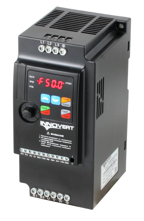Частотный преобразователь INNOVERT ISD mini PLUS