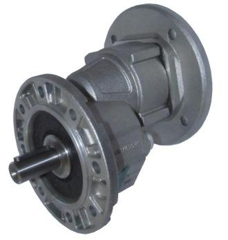 Одноступенчатые цилиндрические мотор-редукторы